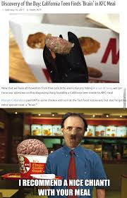 Memes Kfc - hannibal working at kfc now by rayyzo meme center
