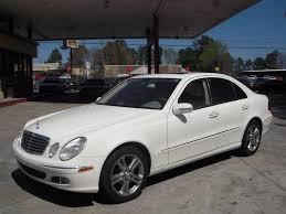 2006 mercedes e class 2006 mercedes e class e 350 4dr sedan in acworth ga