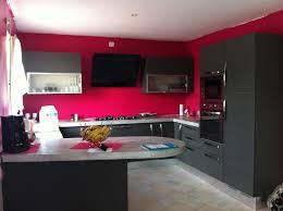 deco cuisine noir deco cuisine et gris decoration indogate noir blanc