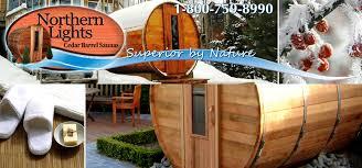 northern lights sauna parts home