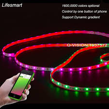 how to link led light strips ewelink lifesmart new led light strip wireless control by phone16