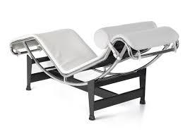 Esszimmerst Le Leder Design Lc4 Le Corbusier Liege Cassina