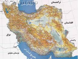 World Map Iran by Iran Map Relief Arabic 3000x2275 5m Map China Map Shenzhen Map