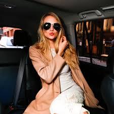 lexus new york lindsay elingson at made fashion week presents lexus street style
