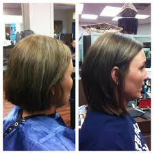 hair extensions for bob haircuts before and after extensions short bob to shoulder length bob lex