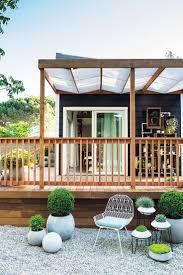 Modern Backyard Ideas by Prefab Backyard Cottage Seattle Backyard Decorations By Bodog