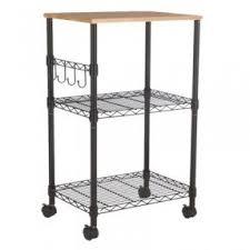 black kitchen carts foter