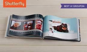10x10 photo book shutterfly in groupon
