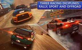 asphalt 7 mod apk driveline rally asphalt and road racing 1 03 mod apk free