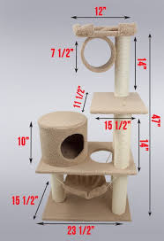Make Your Own Cat Tree Plans Free by Best 25 Scratching Post For Cats Ideas On Pinterest Diy Cat