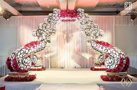 mirror mandap shangrila collection decorations pinterest