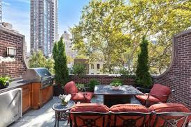 13 5m ues townhouse boasts one of manhattan u0027s finest private