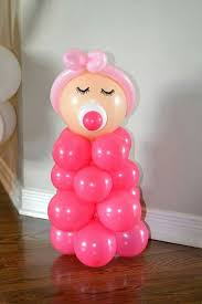 baby shower balloons 36 balloon décor ideas for baby showers digsdigs