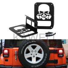 jeep wrangler black lights kawell skull gas mask black light guard protector for 2007 2016