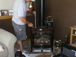 gas fireplace leaking gas qdpakq com