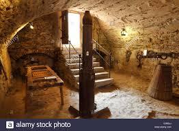 chambre des tortures chambre de à pappenheim château région altmuehltal middle
