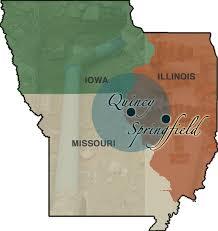 Iowa Illinois Map Maps Illinois Iowa Missouri Keck Plumbing U2013 Keck Plumbing
