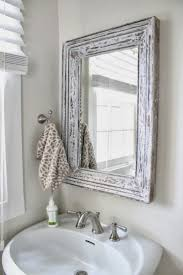 Pinterest Bathroom Mirror Ideas Small Bathroom Mirror With Shelf Best Bathroom Decoration