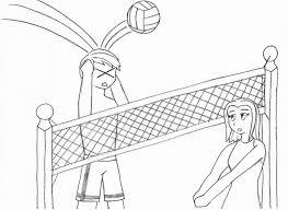 volleyball accident sketch by nekochanthekitty on deviantart