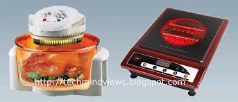 how halogen cooker works advantages comparison review and price