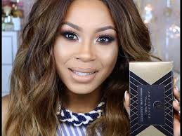kylie coutore hair extension reviews soft glam neutral cut crease abh shadow couture world traveler