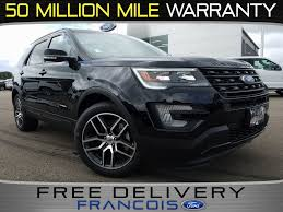 Ford Explorer Exhaust - new 2017 ford explorer sport 4d sport utility in belleville