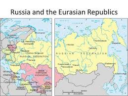 map quiz russia and the republics physical geography of russia and the republics ppt