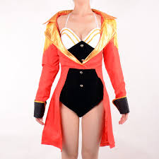 Ringmaster Halloween Costume Aliexpress Buy Red Ladies Ringmaster Costume