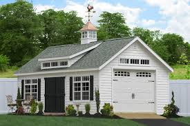 Detached Garage Pictures 14x24 premier detached garages traditional shed philadelphia