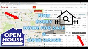 find homes for sale find every open house redfin zillow