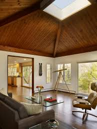 photos hgtv family room with vaulted wood ceilings loversiq