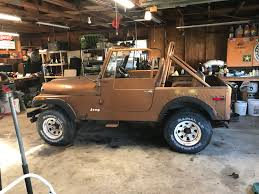 jeep honcho lifted my 120 1980 jeep cj7 build jeep forum forums and owners club