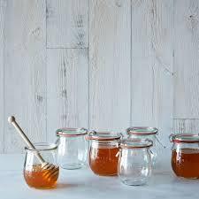weck tulip jars set 6 on food52