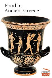 Different Types Of Greek Vases Food In Ancient Greece Bread Dairy Fish Meat Meals Wine And