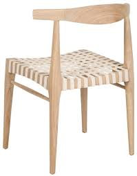 Woven Chairs Dining Fox1018a Set2 Dining Chairs Furniture By Safavieh