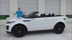land rover convertible 4 door i can u0027t believe the range rover evoque convertible costs 70 000