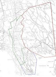 St Croix Map Parish Maps Charlotte Co New Brunswick