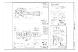 sle house plans file plan of cabin deck plan of boat deck and house tops plan of