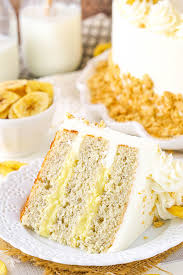 banana cream layer cake life love and sugar