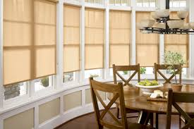 dining room window treatments windows by unique