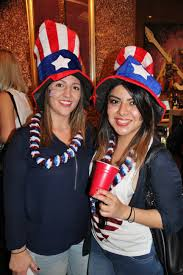 fourth of july american independence day party at the hard rock