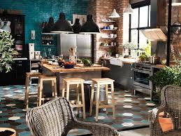 eclectic kitchen design 7267