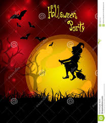 halloween poster royalty free stock photo image 33697015