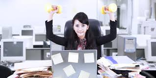 Office Desk Workout by The 15 Minute Office Workout You Can Do From Your Desk