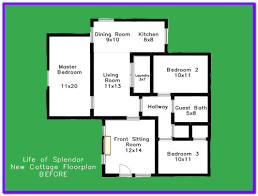 awesome dream house plans interior for house