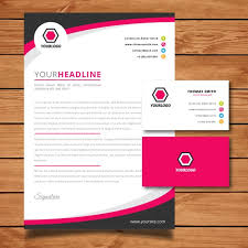 letter vectors photos and psd files free download letterhead