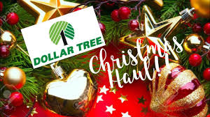 dollar tree christmas haul youtube