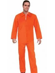 Orange Prison Jumpsuit Halloween Costume Halloween Women U0027s Costumes
