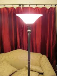 Led Torchiere Floor Lamp Led Torchiere 5 Steps