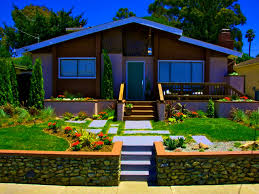 decoration sweet forget the traditional look modern front yard